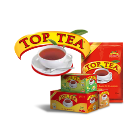 Nigeria Top Tea Pack Shot